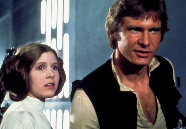 Our 7 favourite Han Solo and Princess Leia moments