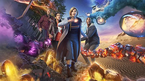 Doctor Who? Why we love that the doctor will be a woman
